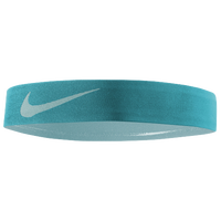 Nike Pro Swoosh Headband - Women's - Light Blue / Light Blue