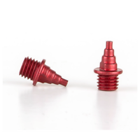 Omni-Lite 7mm Xmas Tree Spikes Pack of 20 - Red / Red