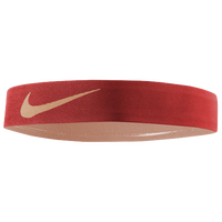 Nike Pro Swoosh Headband - Women's - Orange / Orange