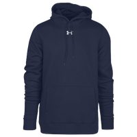 Under Armour Team Hustle Fleece Hoodie - Men's - Navy / Navy