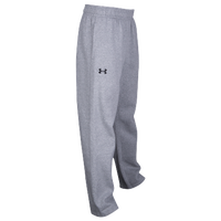 Under Armour Team Hustle Fleece Pants - Men's - Grey / Grey