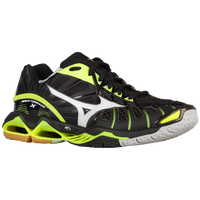 Mizuno Wave Tornado X - Women's - Black / Light Green