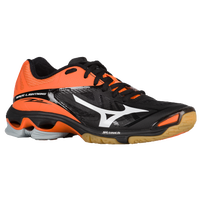 Mizuno Wave Lightning Z2 - Women's - Black / Orange