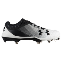 Under Armour Yard Low DT - Men's - Black / White