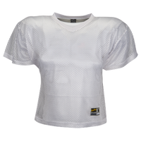 Eastbay Aerial Assault Jersey - Boys' Grade School - All White / White