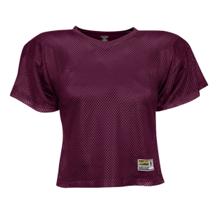 Eastbay Aerial Assault Jersey - Boys' Grade School - Dark Maroon