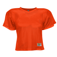 Eastbay Aerial Assault Jersey - Boys' Grade School - Orange / Orange