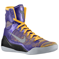 Nike Kobe IX Elite - Men's - Purple / Gold