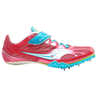 Saucony Spitfire 2 - Women's - Pink / Light Blue