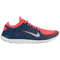 Nike Free 4.0 Flyknit - Men's - Red / White
