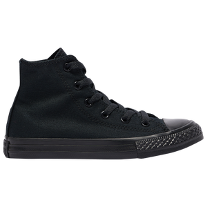 Converse All Star Hi - Boys' Preschool - Black Monochrome