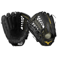 Mizuno Classic Pro Soft GCP81S Fielder's Glove - Men's - Black / Yellow