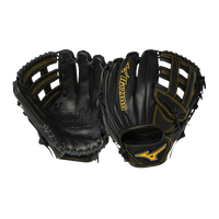 Mizuno MVP Prime GMVP1201PF2 Fastpitch Glove - Women's - Black / Gold