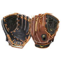 Mizuno Classic Fastpitch Fielder's Glove - Women's - Black / Brown