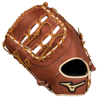 Mizuno Pro Select GPS1-300FBM First Base Mitt - Men's - Brown / Brown