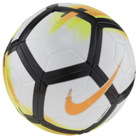 Nike Ordem 5 Soccer Ball - White / Orange