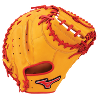 Mizuno MVP Prime SE Fielder' Glove - Men's - Gold / Red