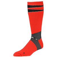 Point 3 X-Wrap Crew Socks - Men's - Red / Black