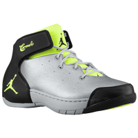 Jordan Melo 1.5 - Men's - Carmelo Anthony - Grey / Light Green