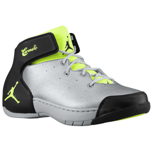 Jordan Melo 1.5 - Men's - Wolf Grey/Volt Ice/Black
