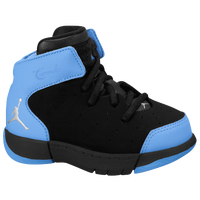 Jordan Melo 1.5 - Boys' Toddler - Black / Silver