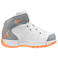 Jordan Melo 1.5 - Boys' Toddler - White / Yellow