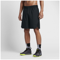 Jordan Ultimate Flight TG Shorts - Men's - All Black / Black
