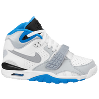 Nike Trainer SC II - Boys' Grade School - White / Grey