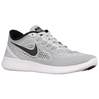 Nike Free RN - Men's - White / Grey