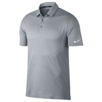 Nike Golf Dry Textured OLC Polo - Men's - Grey / Grey