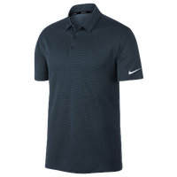 Nike Golf Dry Textured OLC Polo - Men's - Navy / Navy