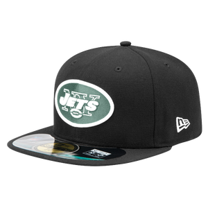 New Era NFL 59Fifty Sideline Cap - Men's - New York Jets - Black