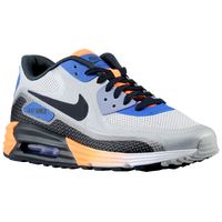 Nike Air Max Lunar 90 - Men's - White / Blue