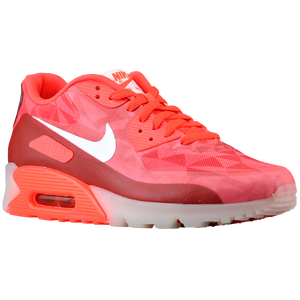Nike Air Max 90 - Men's - Laser Crimson/White/Legion Red