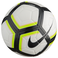 Nike Strike Team Soccer Ball - White / Light Green
