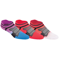 ASICS® Quick Lyte Cushion Single Tab 3 Pack Sock - Women's - Multicolor / Multicolor