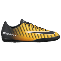 Nike MercurialX Victory XI IC - Boys' Grade School - Gold / Black