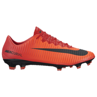 Nike Mercurial Vapor XI FG - Men's - Orange / Red