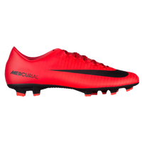 Nike Mercurial Victory VI FG - Men's - Red / Black