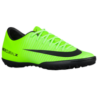 Nike Mercurial Victory VI TF - Men's - Light Green / Black