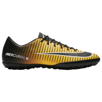 Nike Mercurial Victory VI TF - Men's - Gold / Black