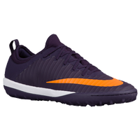 Nike Mercurial X Finale II TF - Men's - Purple / Orange