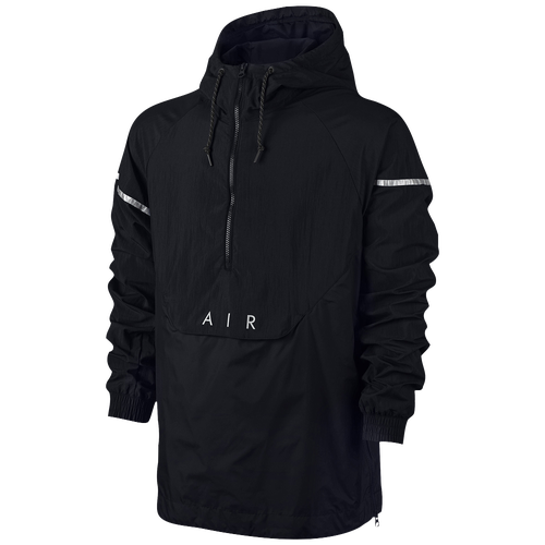 nike anorak woven air hybird jacket men 39 s casual. Black Bedroom Furniture Sets. Home Design Ideas