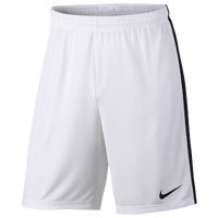 Nike Academy Knit Shorts - Men's - White / Black
