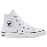 Converse All Star Hi - Boys' Preschool - White / Red