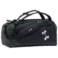 Under Armour Undeniable Backpack/Duffel Medium - Black / Silver