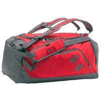 Under Armour Undeniable Backpack/Duffel Medium - Red / Grey