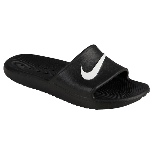 Nike Kawa Shower Slide Women S Casual Shoes Black