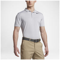 Nike Golf Breathe Heather Polo - Men's - Grey / Black