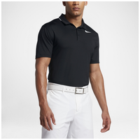 Nike Golf Icon Elite Polo - Men's - Black / White